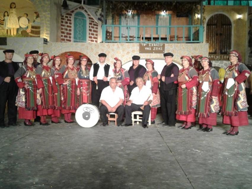 23ο Φεστιβάλ Λαϊκού Χορού Σουλίου Πατρών