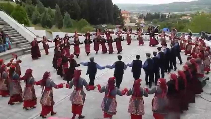 Πρόγραμμα των Χορευτικών Τμημάτων 2018-2019